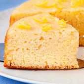 ciasto cytrynowe z kaszy manny