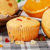 muffiny cytrusowe