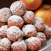 pączki jabłkowe